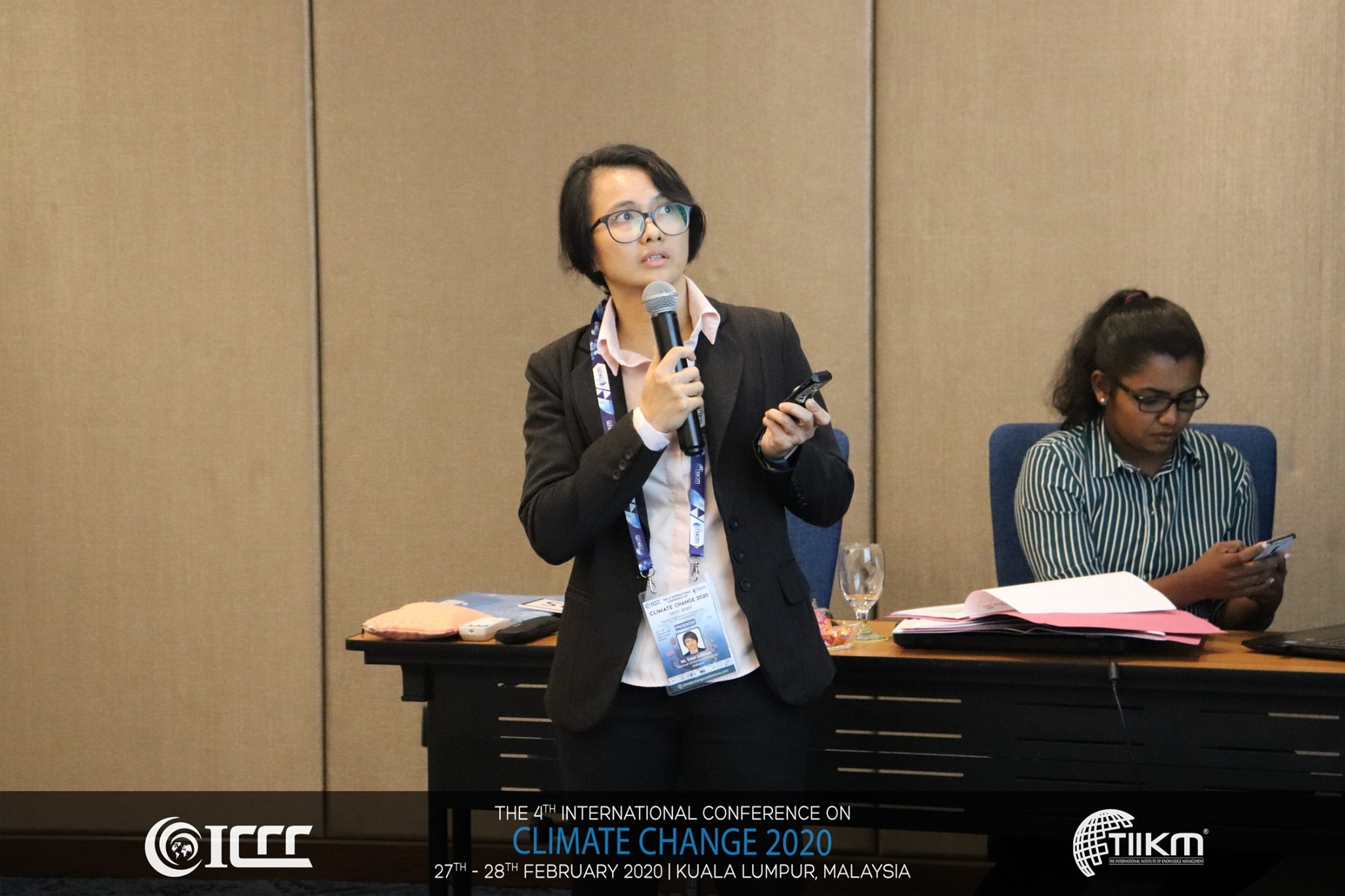 Conference on Climate Change (ICCC 2020)