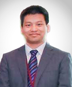 dr. dongbei yue