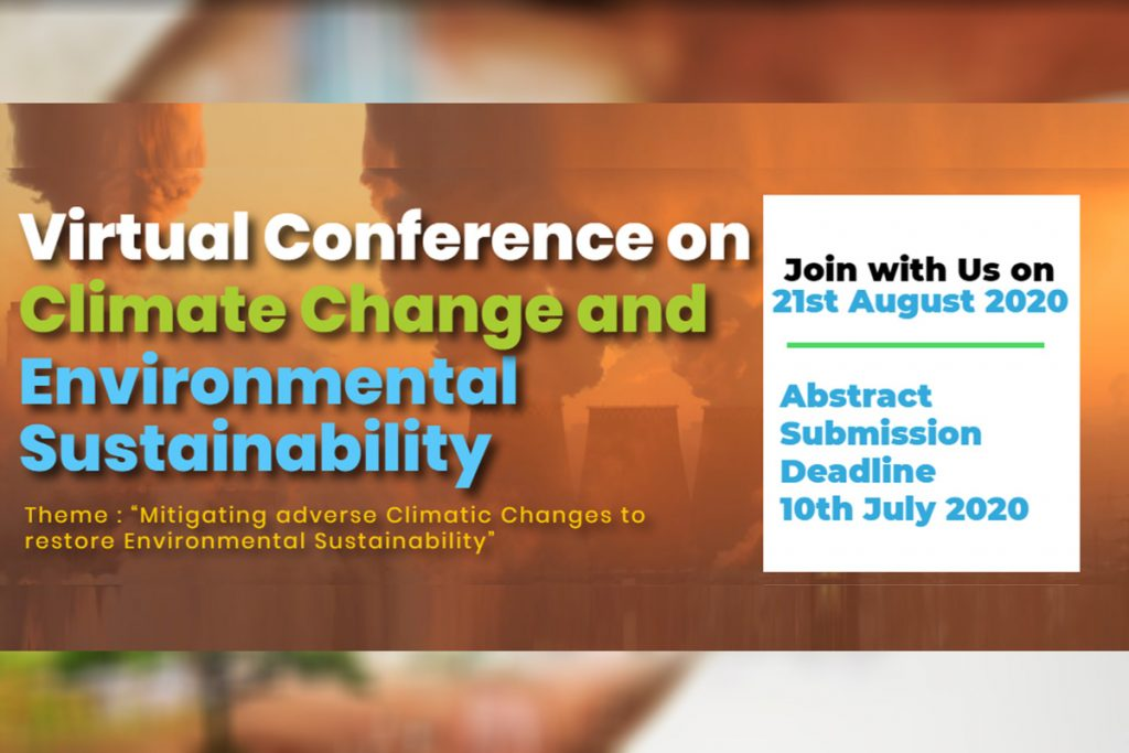 Climate Change and Environmental Sustainability