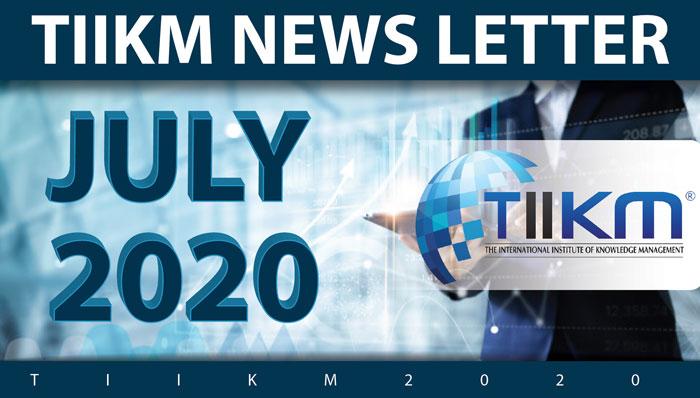 tiikm news letter july 2020